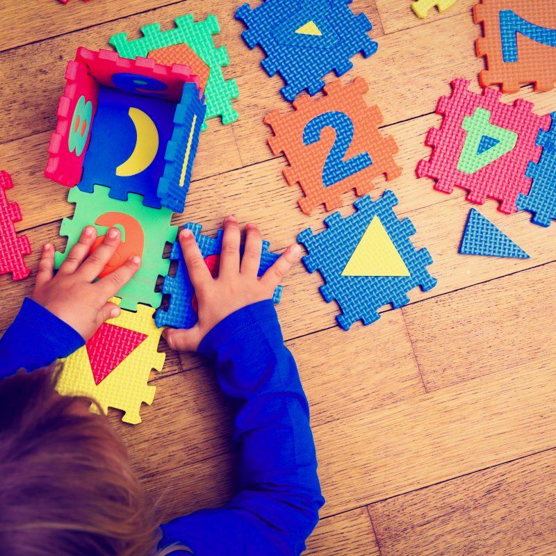 Literacy & Numeracy through Physical Activity